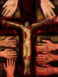 Crucifixion-cerezo