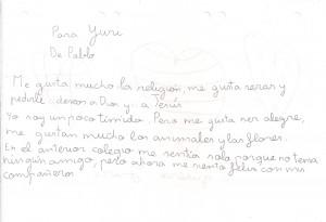 carta Pablo