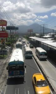 autobus el Salvador