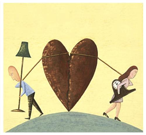 Crisis matrimonial