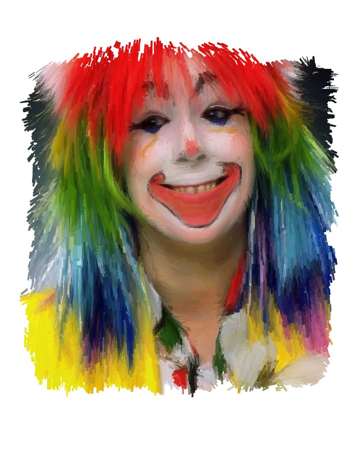 Los payasos, en el circo, son los más esperados por los niños; son ...