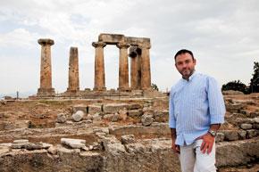 Adalid en Corinto