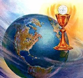 eucaristia mundo