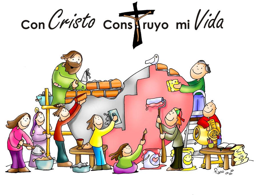 Corazones en red construye tu vida con cristo for Costruendo su a casa mia