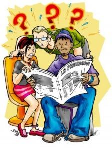 jovenes comic
