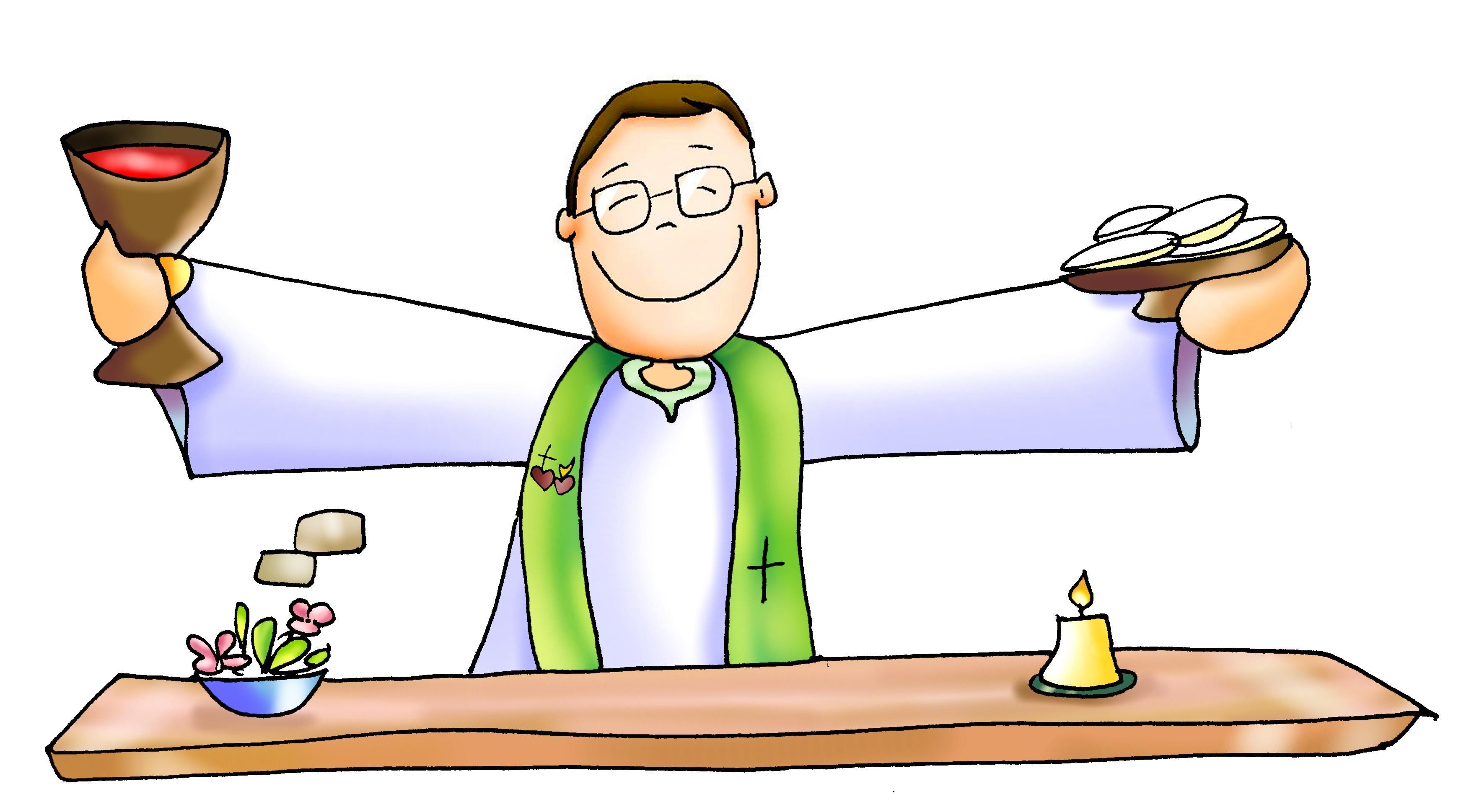 Resultado de imagen de eucaristia pan y vino