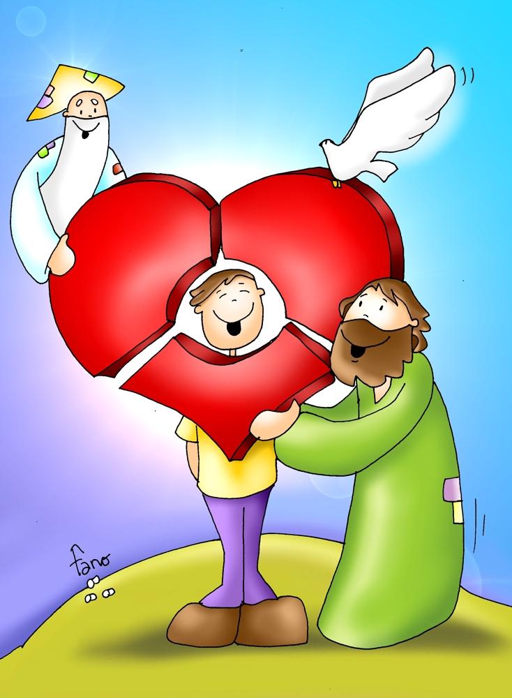 Corazones en red » Domingo de la Santísima Trinidad