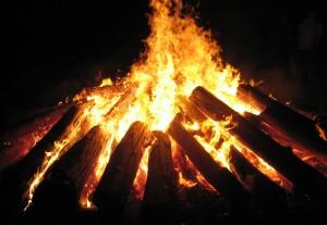 fuego hoguera