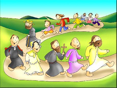 Resultado de imagen de seguir a jesus