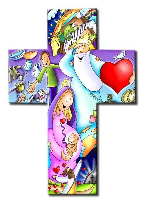 dibujos sobre la religion: