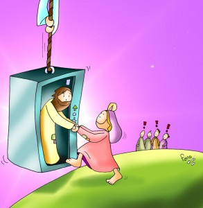 maria asunta al cielo