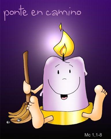 Kamiano velas de adviento - Velas adviento ...