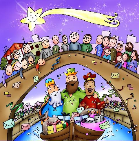La Catequesis: Recursos Catequesis Los Reyes Magos - Epifanía del ...