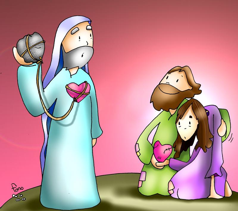 Clipart Corazon De Jesus