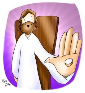 evangelio 2 pascua
