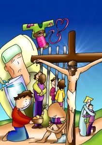 Cristo Rey fano 2014