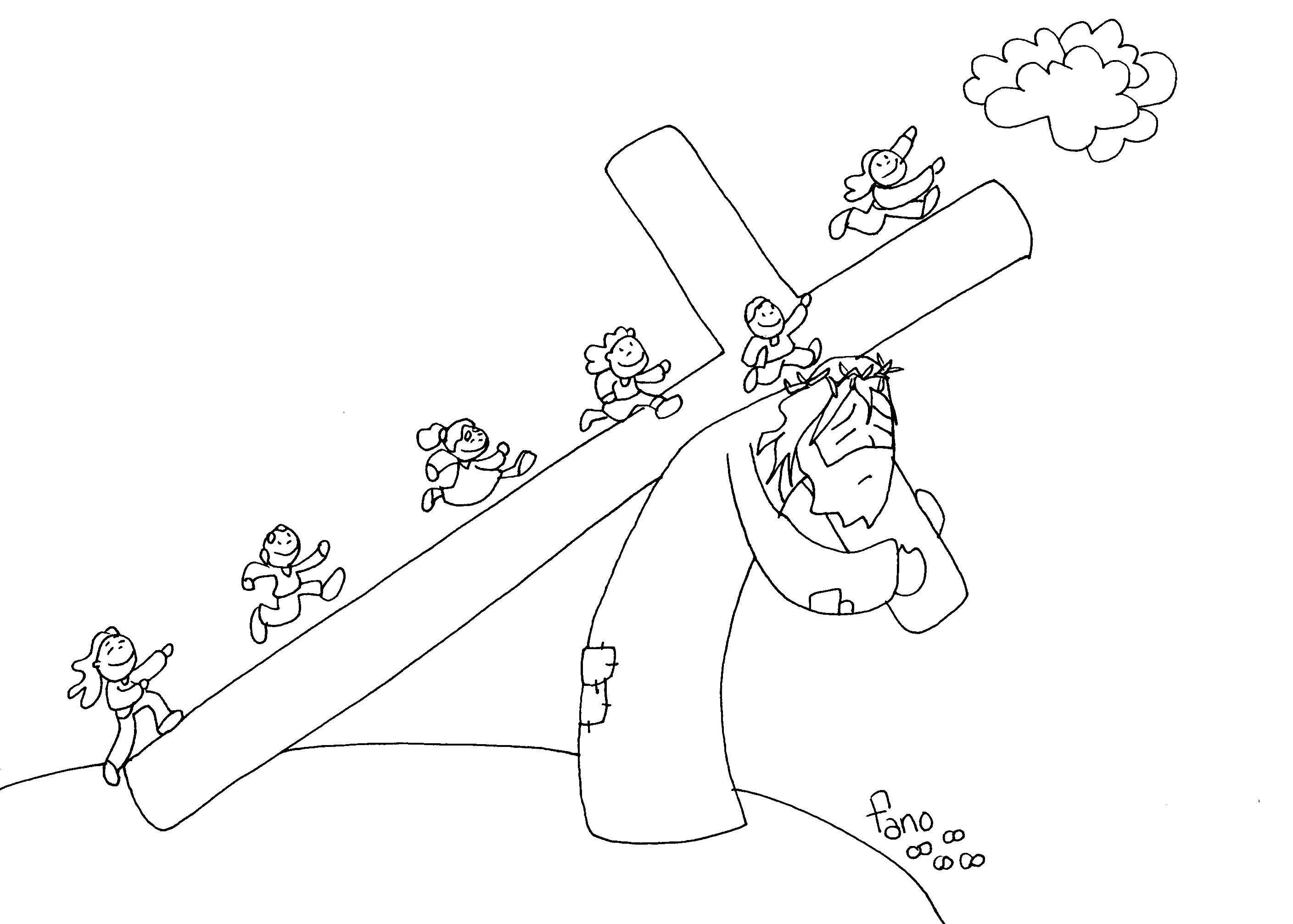 Kamiano » Tu Cruz nos lleva al Cielo