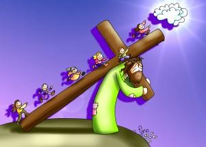 tu cruz nos lleva al cielo fano