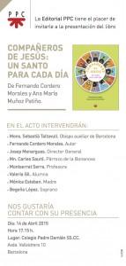 presentacion barcelona