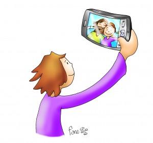 selfie de fano
