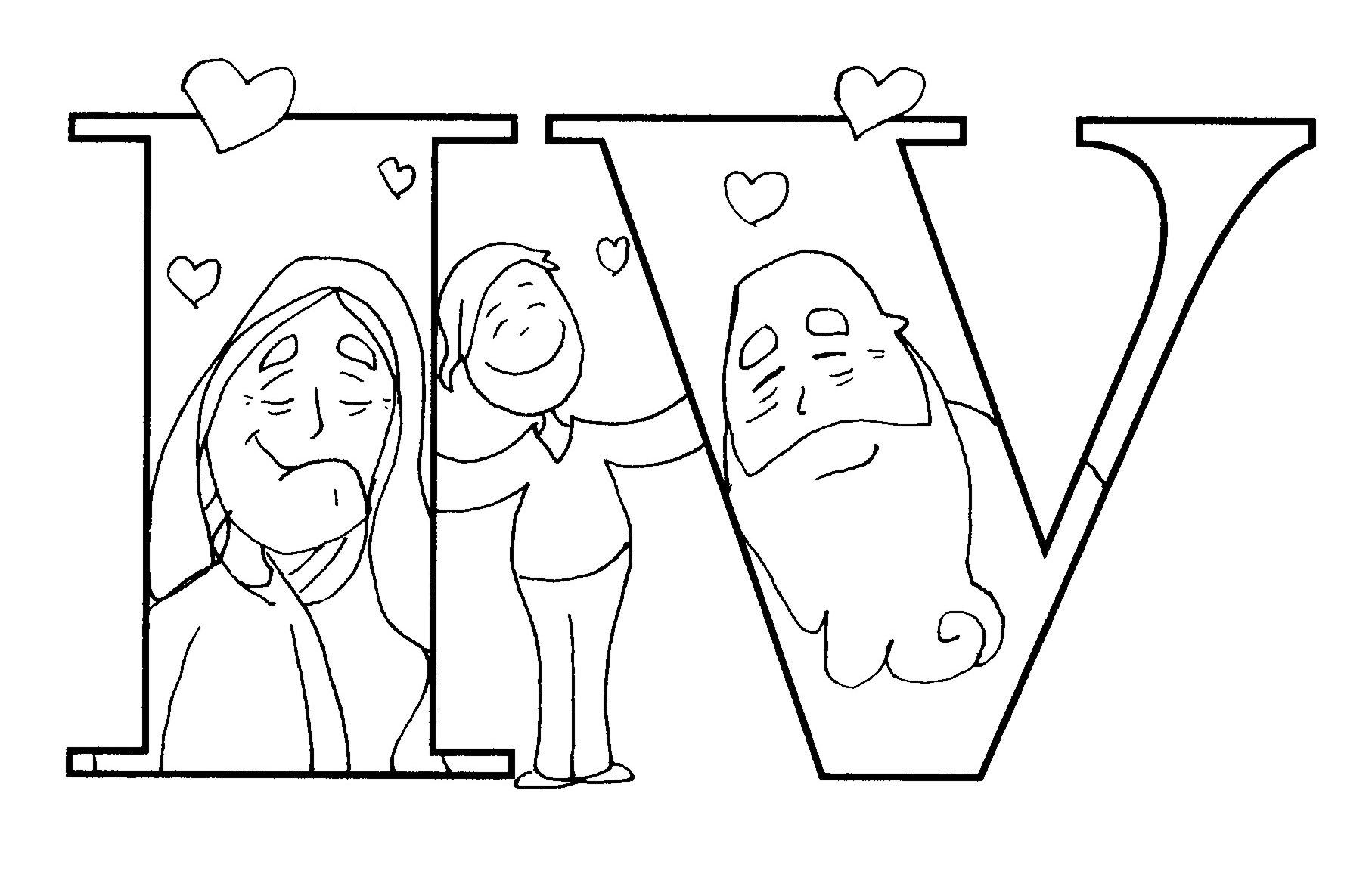Kamiano amar a nuestros padres for Cuarto de los padres blancos