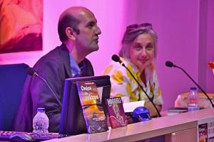 Carmen y Fernando en II Jornada de Colores