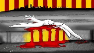barcelona atentado color