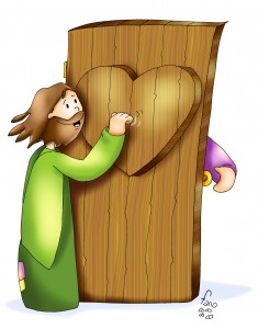 Jesús llama a tu puerta fano color