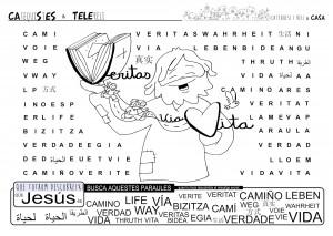 745Jesus es el VERDADero CAMINO para t ener VIDA20200510_Jn 14,1-12_bn_cat