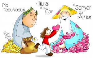 Entrega tu corazon al Dios del A mor20201018_Mt 22, 15-21_cat