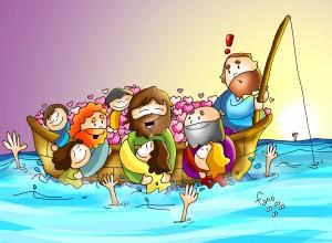 pescador de hombres fano color