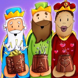 reyes del cuento baltasar y el padre juguetes