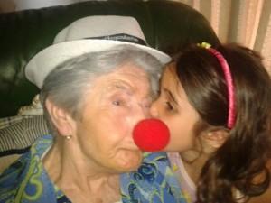 abuela risa