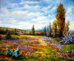 Colores de la primavera