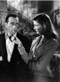 Bogart y Lauren Bacall