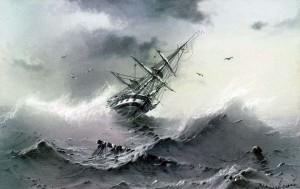 barco-que-se-hunde-ivan-aivazovsky_1