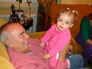 Gabi con Alicia