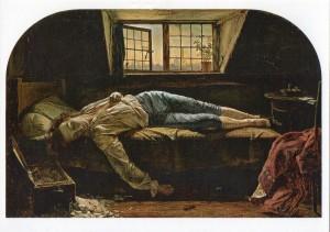 Henry Wallis's Chatterton-1